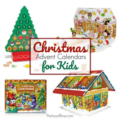 Advent Calendars Kids Love