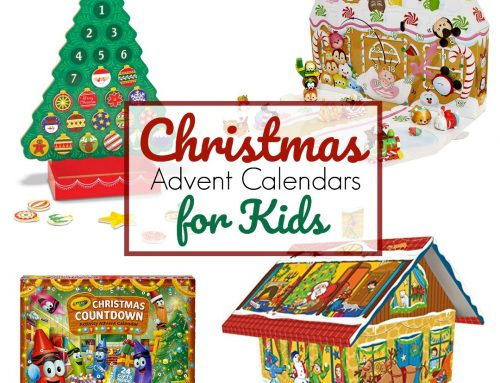 Christmas Advent Calendars Kids Will Absolutely Adore