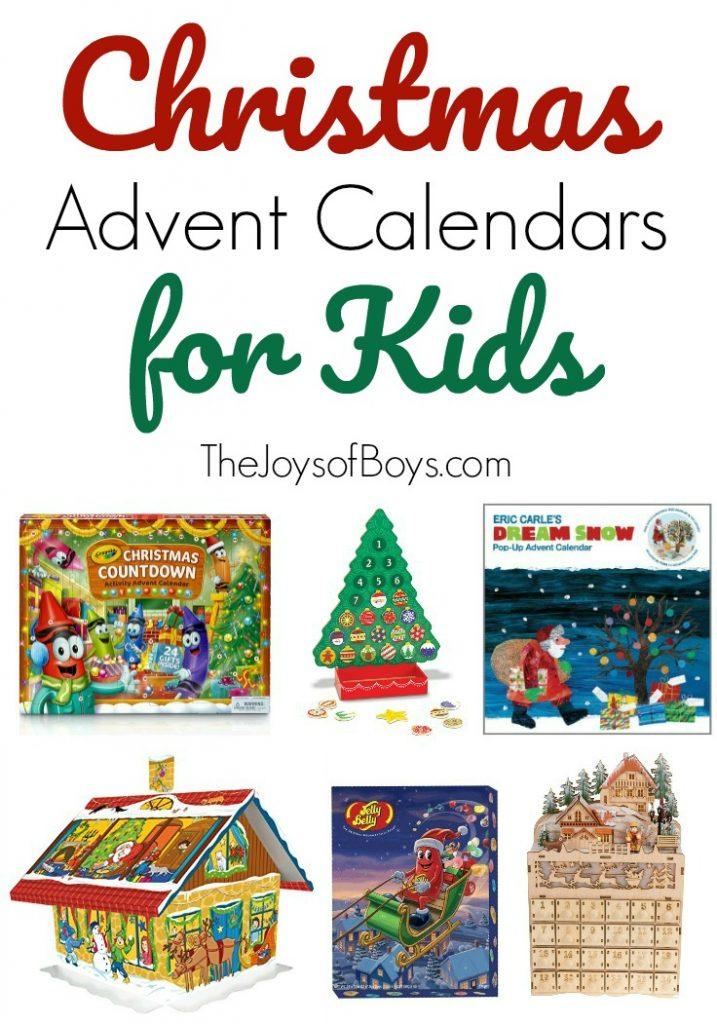 Advent Calendars Kids