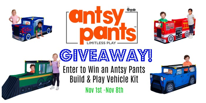 Antsy Pants Giveaway