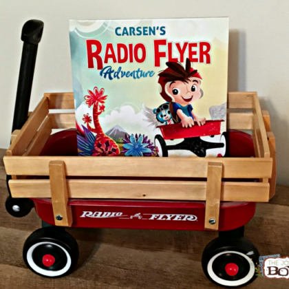 My Radio Flyer Adventure