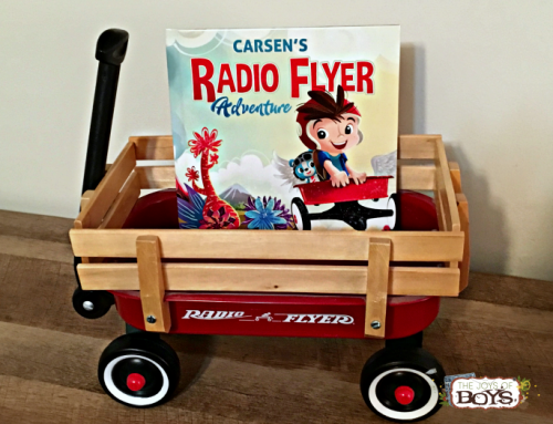 My Radio Flyer Adventure Book