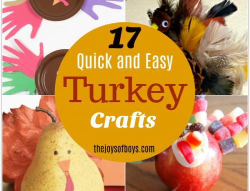 17 Fun and Easy Turkey Crafts Kids Love
