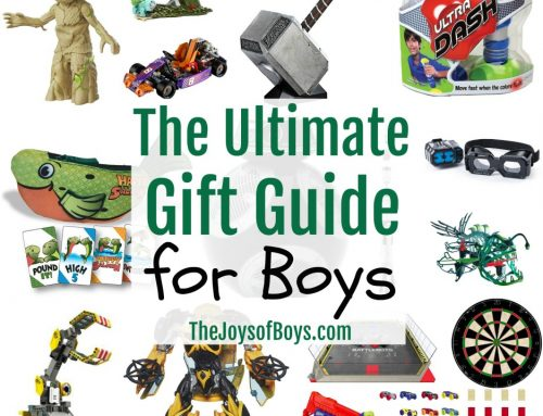 The Ultimate Gift Guide for Boys