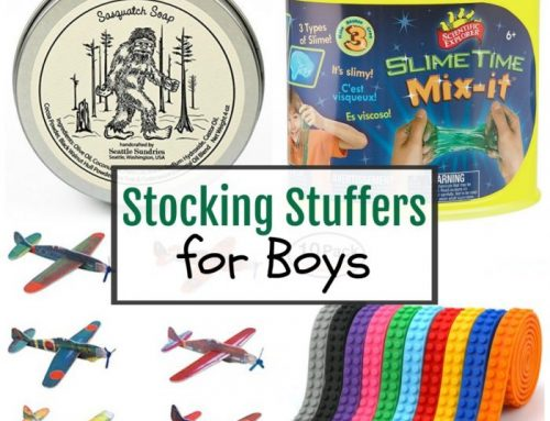 Ultimate List of Stocking Stuffers for Boys