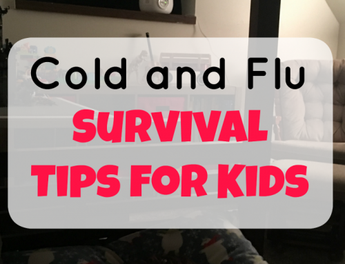 Cold and Flu Season Survival Tips for Kids