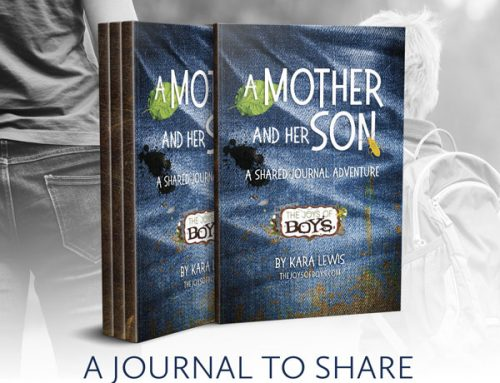 Build a Strong Relationship With Your Son Using a Mother Son Journal