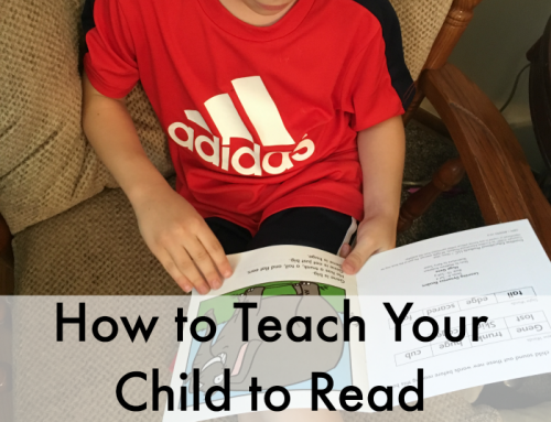 How to Teach Kids to Read in 4 weeks