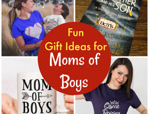 Super Fun Gift Ideas Moms of Boys Will Absolutely Love