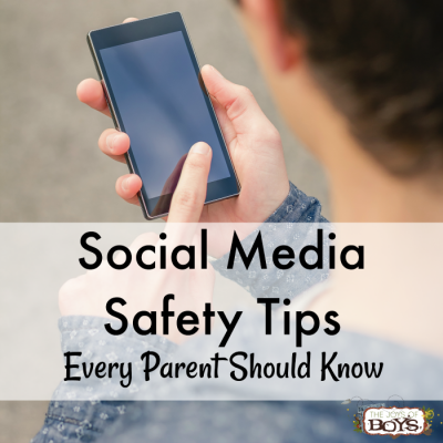 Social Media Safety Tips