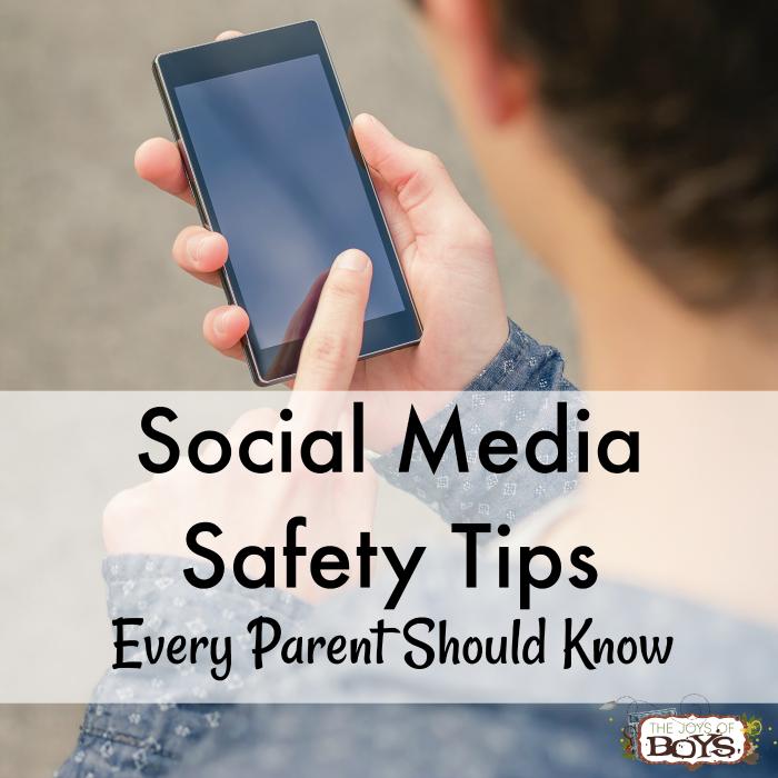 Social Media Safety Tips