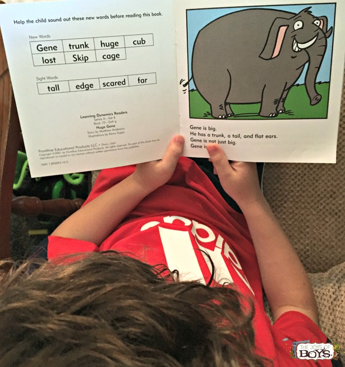 How to teach your child to read in 4 weeks with the Learning Dynamics program