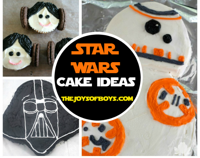13 Amazing Star Wars Cake Ideas