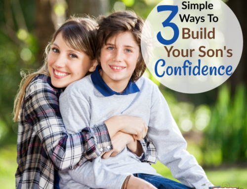3 Simple Ways To Build Your Son's Confidence