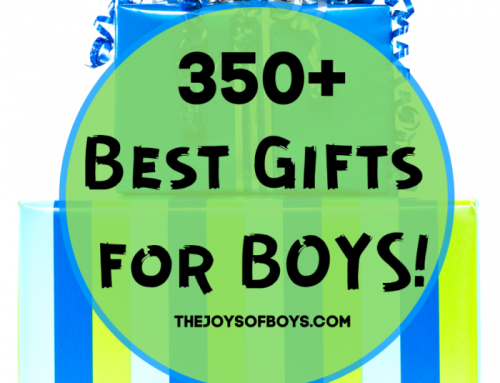 350+ of the Best Gifts for Boys: The Ultimate Gift Guide for Boys