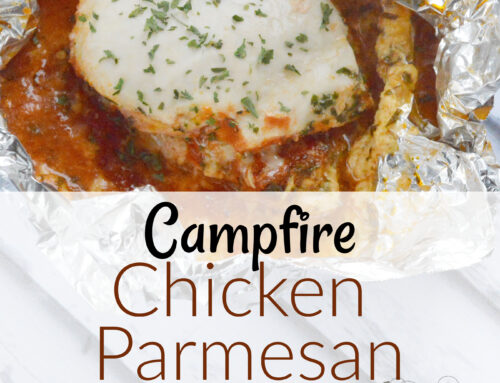 Campfire Chicken Parmesan