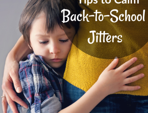 Calm Back-to-School Jitters and Get Kids Excited for School with These Tips