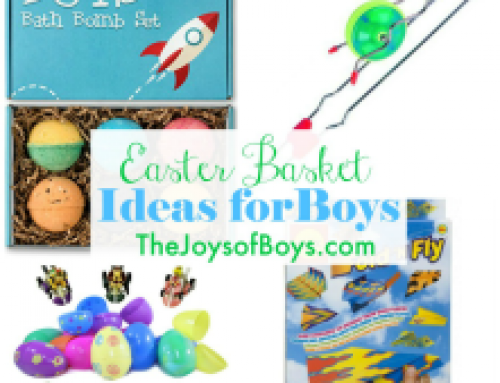 The Ultimate List of Easter Basket Ideas for Boys